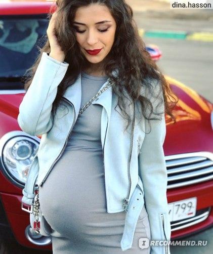 это уже фото на 8м месяце беременности, и 7м месяце владения машиной)))