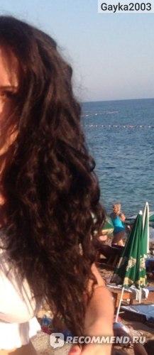 Мои настоящие волосы