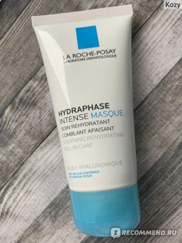 Интенсивно увлажняющая успокаивающая маска для лица La Roche Posay Hydraphase Intense Masque Отзывы