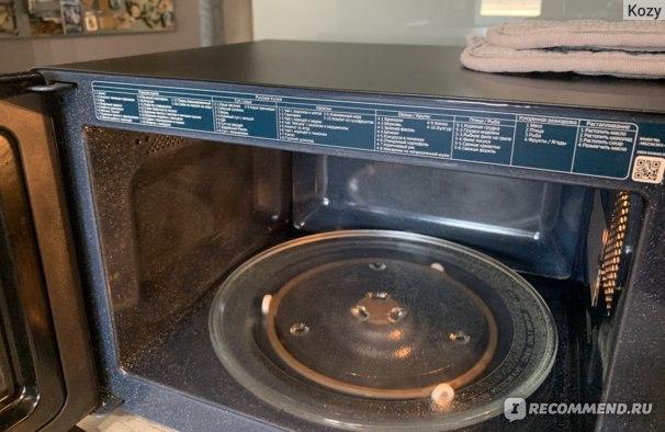 Микроволновая печь Samsung MS23K3513AK Отзывы