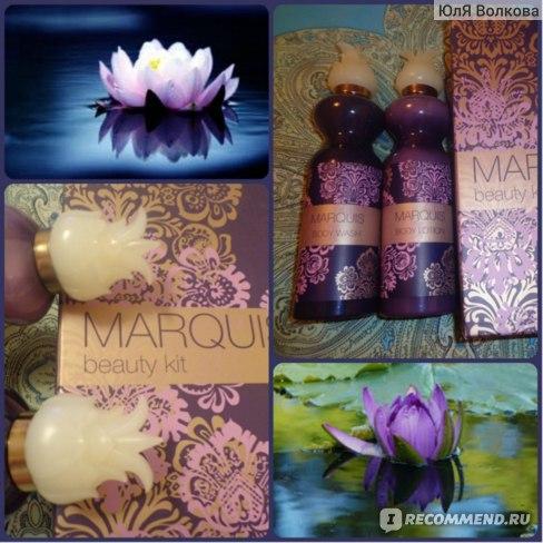 Набор Marquis Гель для душа 300 ml + лосьон для тела 300 ml фото