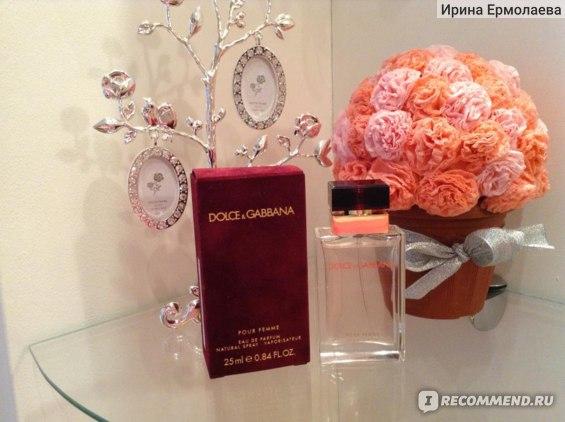 Dolce & Gabbana  Pour Femme фото