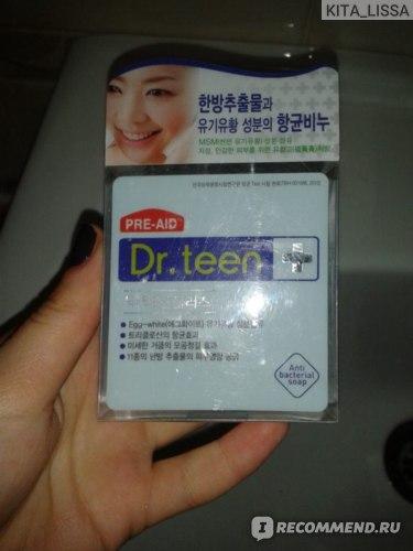 Мыло для лица   Dr.Teen фото