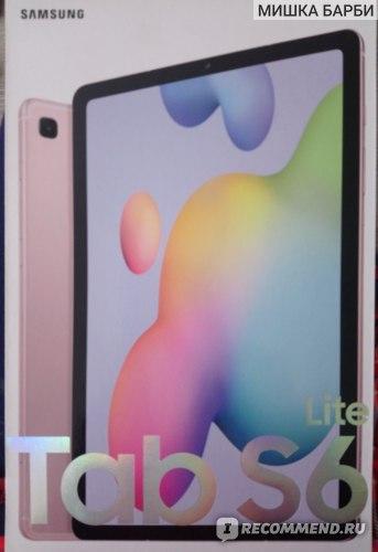 "Планшет Samsung Galaxy Tab S6 Lite 10.4"", 64Gb, Wi-Fi + LTE фото"