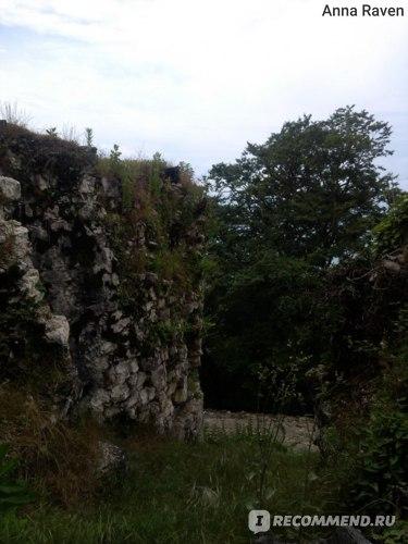 абхазия новый афон приморский парк