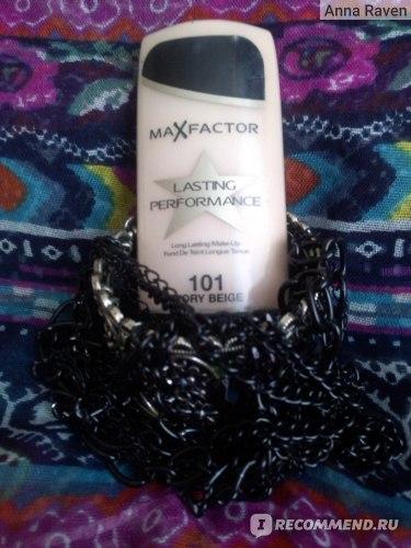Тональная основа Max Factor Lasting Performance фото