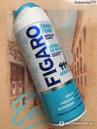Пена для бритья Figaro для чувствительной кожи фото