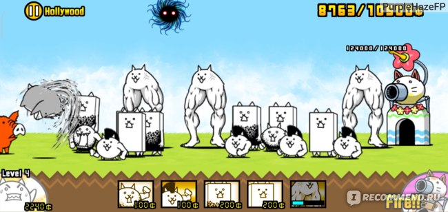 The battle cats фото