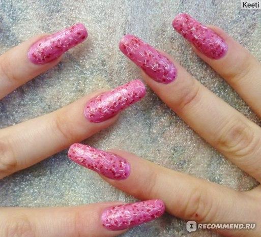 Лак для ногтей Golden Rose Carnival фото