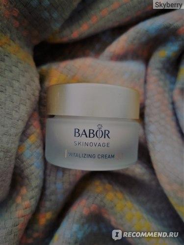 Крем для лица Babor Skinovage Vitalizing Cream 5.1 фото