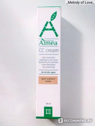 CC Cream Xcare Almea Многофункциональный крем для коррекции тона фото