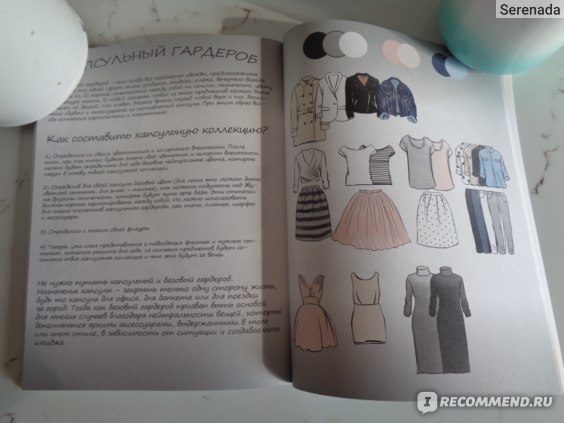 Формула капсульного гардероба