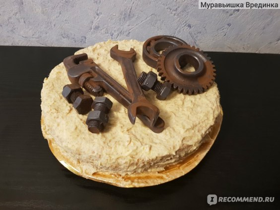 Шоколад Суровый Русский Шоколад Подарочный набор №27 (инструменты) фото