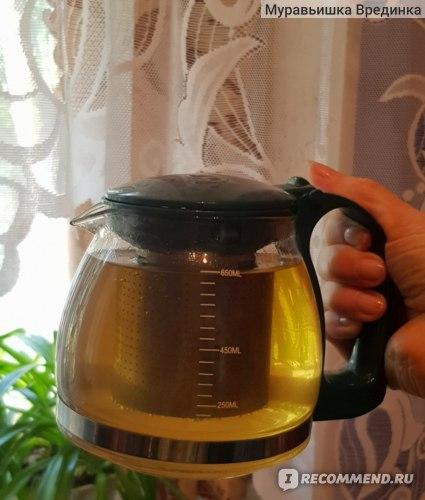 """Иван -чай """"Глазова гора"""" листовой ферментированный с добавками, 100 гр фото"""