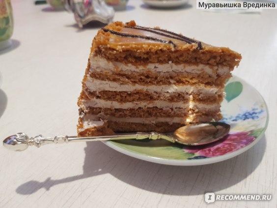 """Торт ООО """"Академия вкуса"""" """"Ириска"""" фото"""