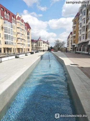 Центральная часть Ставрополя