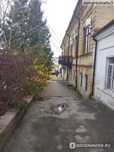 Центра Ставрополя