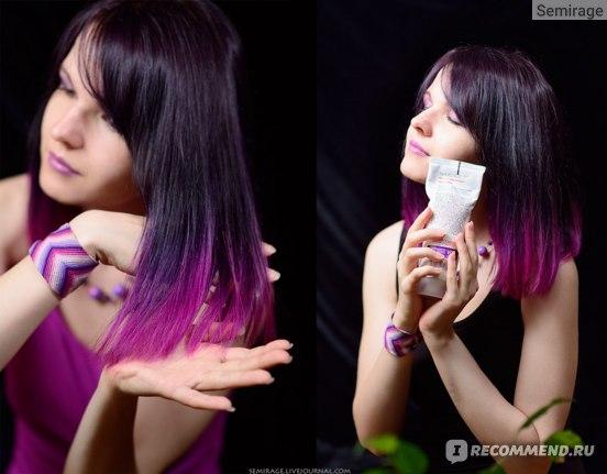Какой краской покрасить седые волосы в русый цвет волос