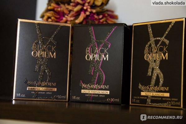 Yves Saint Laurent Black Opium Neon edp фото