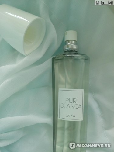 Avon Pur Blanca фото
