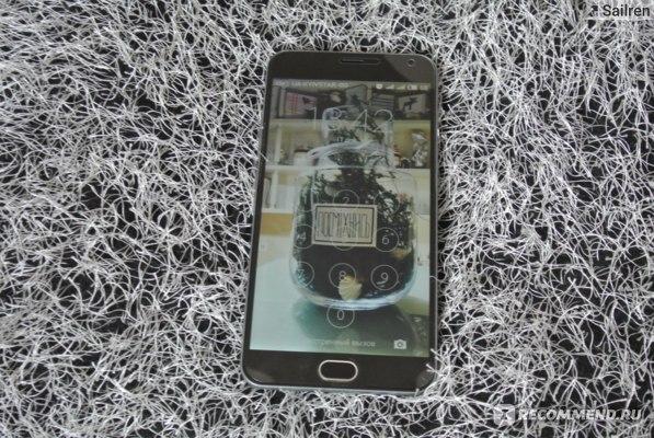 Мобильный телефон Meizu M2 Note 16Gb фото