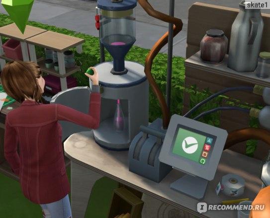 Приготовление сока в Соковарном аппарате