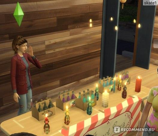 Мой сим продает свои поделки: свечи и сок