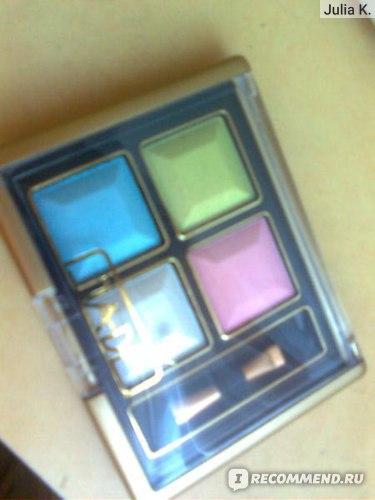 Тени для век Ga-De / Ja-De Eye Shadow Palette фото