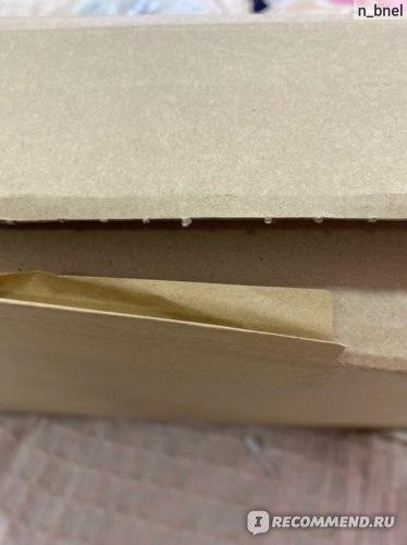 Демисезонные сапоги ZARA с искусственными жемчужными бусинками на петельке сбоку. Артикул 2001/630 фото