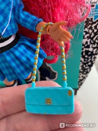 Кукла L.O.L. Surprise! O.M.G. Doll 3-Class Prez в непрозрачной упаковке ( сюрприз) 567202Е7С фото