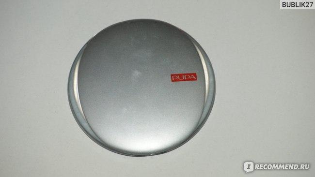 Компактная пудра Pupa Silk Touch  фото