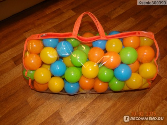 balls purchased extra