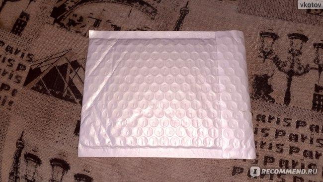 Слюда для микроволновой печи Yosoo AE-HCDM140 — посылка прибыла вот в таком пакетике без какой-либо дополнительной защиты