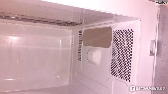 Слюда для микроволновой печи Yosoo AE-HCDM140 — моя микроволновка после ремонта