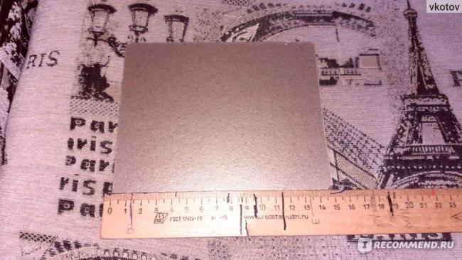 Слюда для микроволновой печи Yosoo AE-HCDM140 — длина 15 см