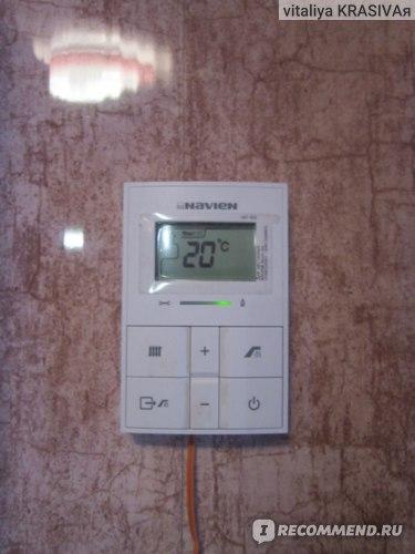 пульт регулирования температуры