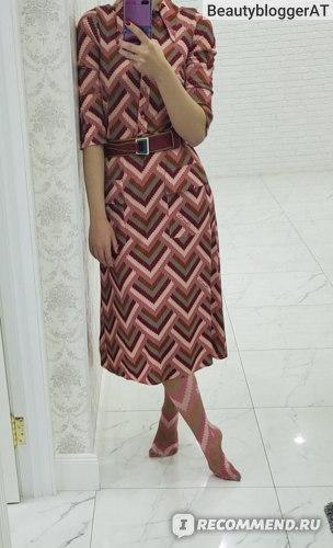 Платье Elisabetta Franchi AB59187E1 фото