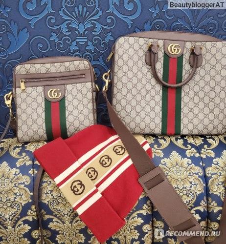 Шапка Gucci 599763 4GA29 фото