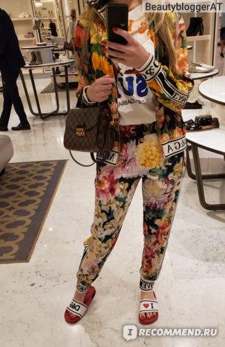 Брюки Dolce&Gabbana FTA1DTFSRKN фото