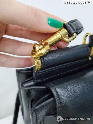 Сумка Dolce & Gabbana Sicily 62 small BB6625/AW662 фото