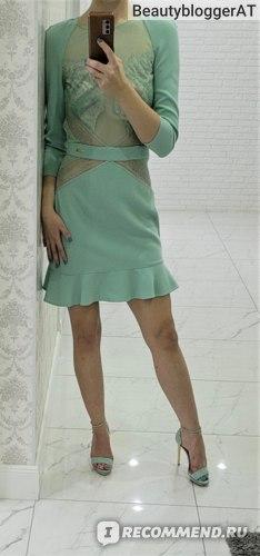 Платье Elisabetta Franchi AB5074262 фото