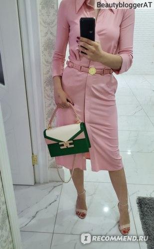 Платье Elisabetta Franchi AB24101 фото