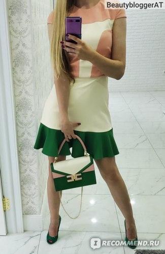 Платье Elisabetta Franchi AB15501 фото