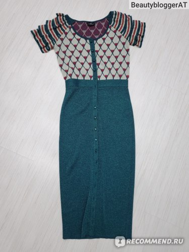 Платье Elisabetta Franchi AM28N87E2 фото