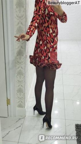 Платье Elisabetta Franchi AB06497E1 фото