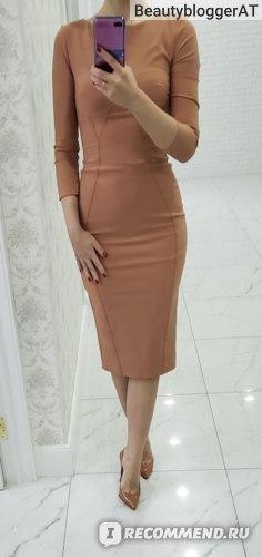 Платье Elisabetta Franchi AB03806E3 фото