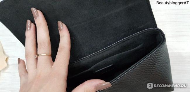 Сумка Louis Vuitton locky bb фото