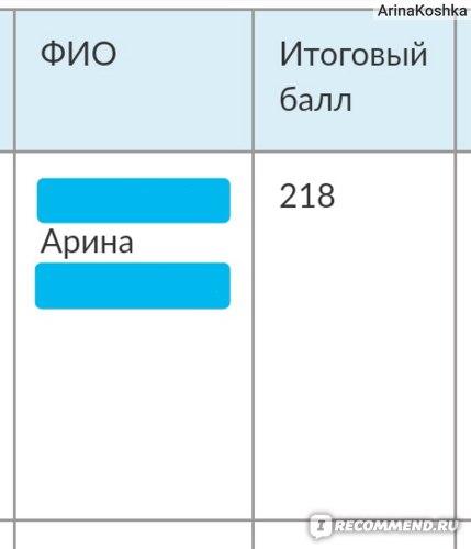 Русский язык + математика (профиль) + физика