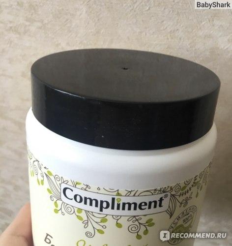 """Бальзам для волос Compliment """"Оливковый"""" для тонких, сухих, ломких и секущихся волос фото"""