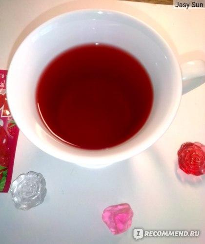 Растворимый напиток Yupi Со вкусом малины фото